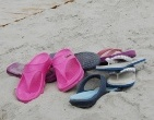flip flops2 Take Your Feet to the Beach