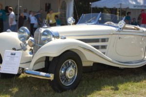 MER BE 300x199 Creme de la Creme of Car Shows