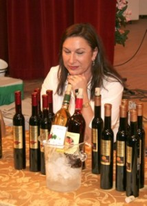 Noni Baca 214x300 Tasting Wine and Chocolate