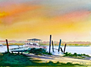 roger 2 300x223 Brushwork Society to Exhibit at Sunset River Marketplace