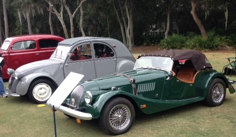 Hilton Head Motoring Festival Concours DElegance International - Hilton head car show