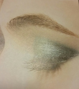 sultry eye shadow