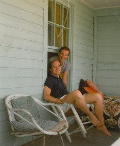 Terry and Lanier at Pawleys Island