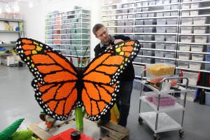 Sean Kenney w Butterfly
